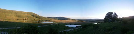 panorama sunrise doornkop mpumalanga